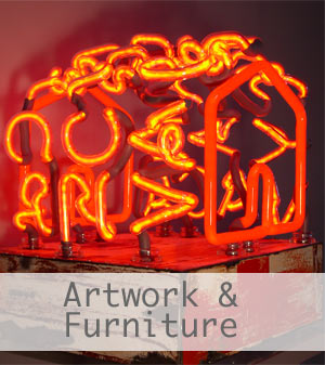 Click here to view Artwork & Furniture